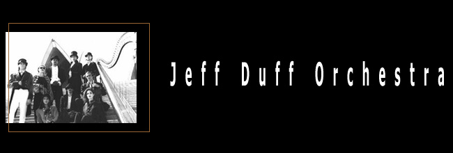 Jeff Duff Orchestra